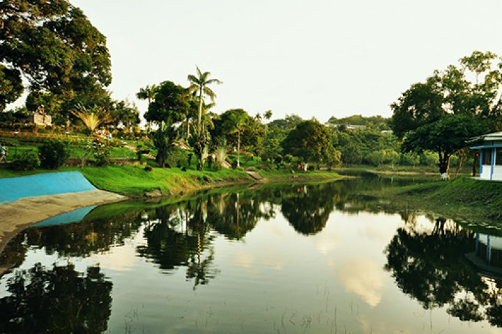 Port Blair backwaters