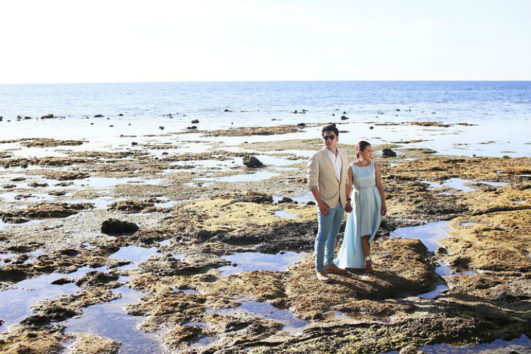 Andaman Islands are perfect for a pre-wedding photoshoot
