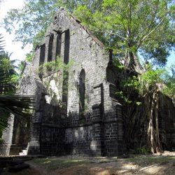 Church at Ross Island