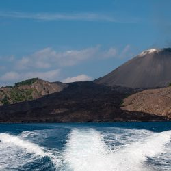 The gorgeous Barren Island